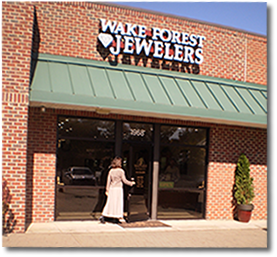 Stop by our Store in Uptown Wake Forest located on S. Main Street